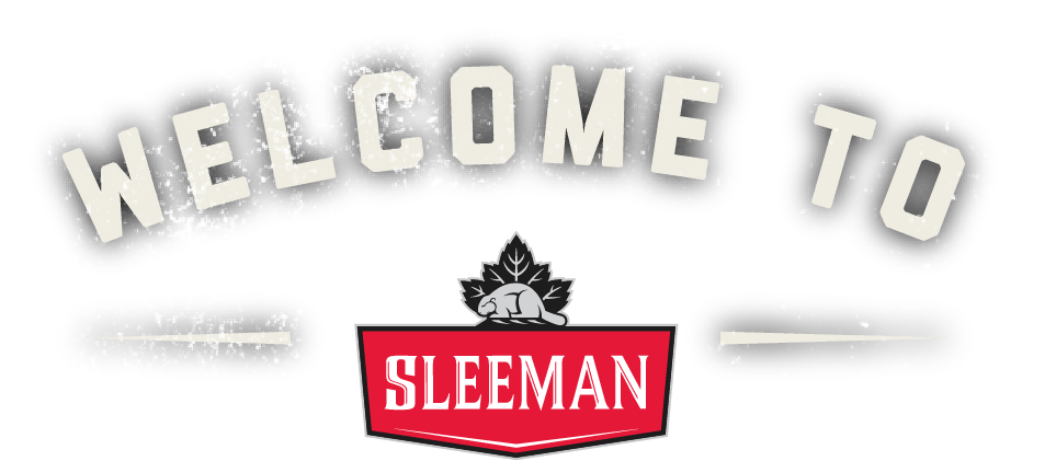 Welcome to Sleeman